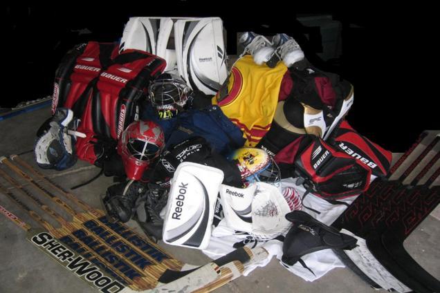 Hockey Stuff