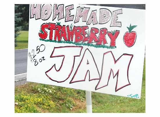 Jam Sign