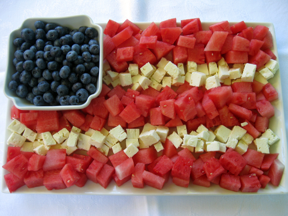 watermelon flag