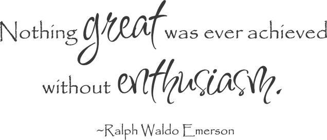 EnthusiasmQuote